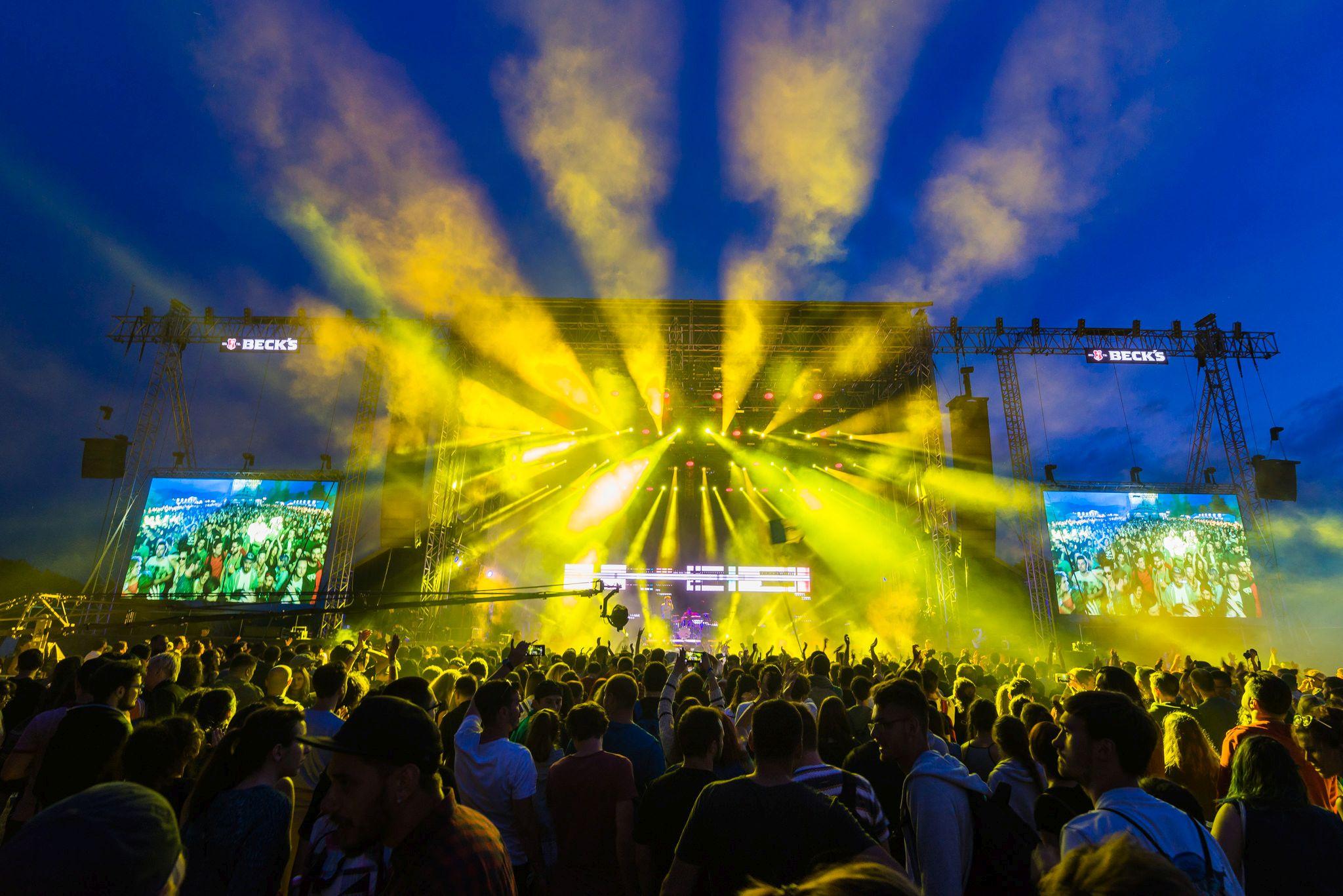 Electric Castle și-a dublat audiența  în a doua zi de festival