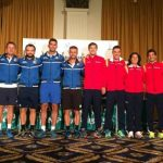 Tabloul întâlnirii de Cupa Davis dintre România și Spania