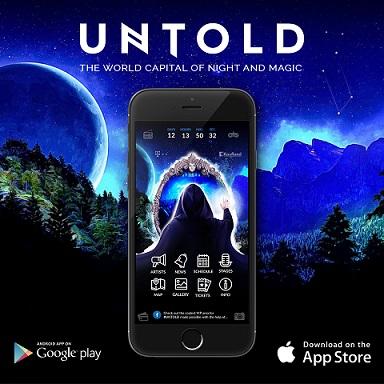 Alege-ți favoriții și fă-ți programul pe cele patru zile de festival în aplicația Untold