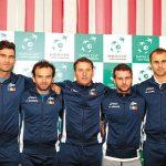 Membrii echipei nationale de Cupa Davis ajung la Cluj-Napoca