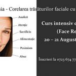 20-21 august Curs intensiv de fizionomie