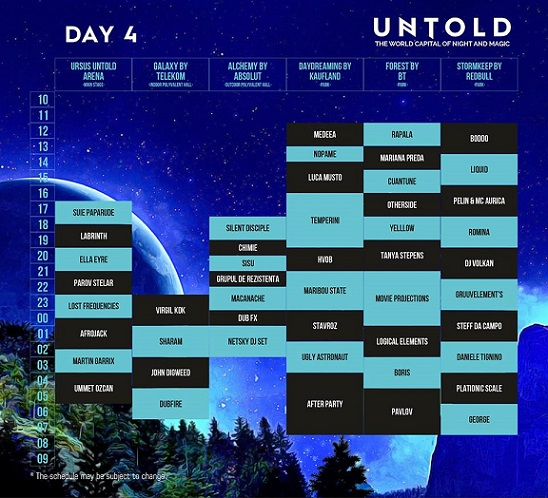 UNTOLD 2016 – DAY FOUR