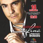 In luna septembrie, poti cumpara bilete cu pret redus la concertul tenorului ALESSANDRO SAFINA