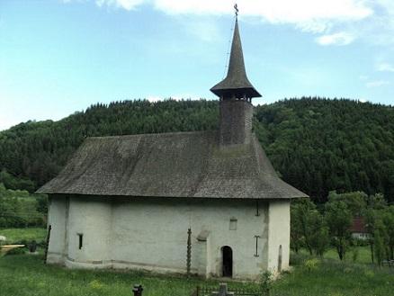 Manastirea Sfantul Stefan Voda din judetul Cluj