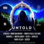 4-7 august Untold Festival