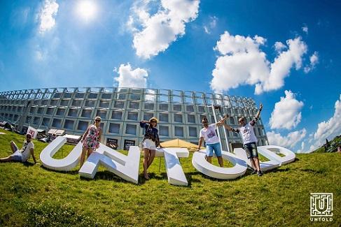 Informare de presă referitoare la desfăşurarea UNTOLD 2017 pe Cluj Arena