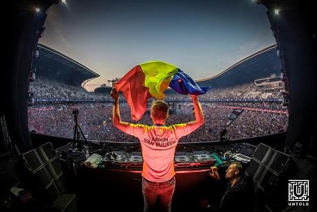 Armin Van Buuren a compus imnul oficial, Untold 2019
