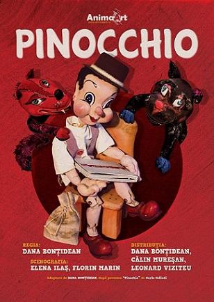 15 ianuarie Pinocchio