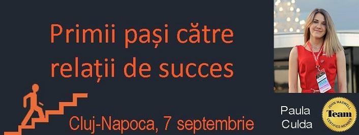 relatii de succes