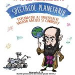 Spectacol de Planetariu Mobil
