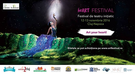 Festivalul de teatru initiatic HEART