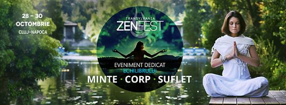 28-30 octombrie ZenFest Revolution