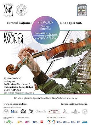 Turneul Naţional Isvor. George Enescu