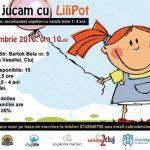13 octombrie Sa ne jucam cu LiliPot