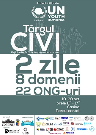 Târgul Cluj Initiative for Volunteering and Involvement