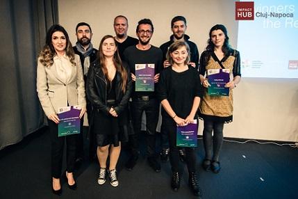 Câștigătorii competiției naționale de la Global Startup Awards