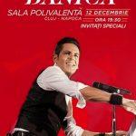 12 decembrie Concert Stefan Banica