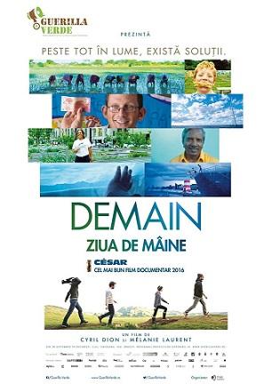 Demain Le Film la Cluj – Caravana Guerilla Verde ediţia XIV