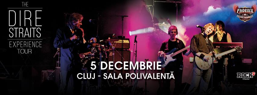 05 decembrie The Dire Straits Experience
