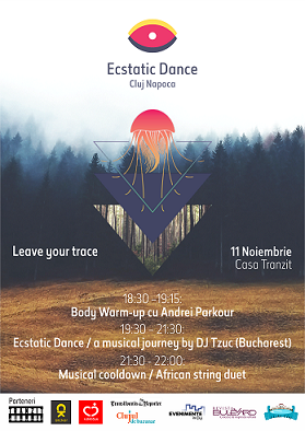 Ecstatic Dance Cluj-Napoca – Leave Your Trace