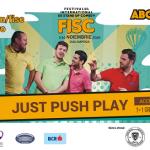 7 noiembrie FISC – Show de improvizatie Just Push Play