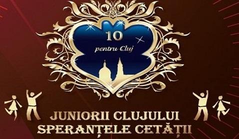 """Prelungire termen inscriere """"Gala 10 pentru Cluj – Juniorii Clujului, Speranţele cetăţii"""""""