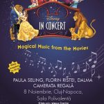 8 noiembrie Disney – Magical Music from the Movies