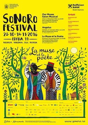 Festivalul SoNoRo la cea de-a XI-a ediție