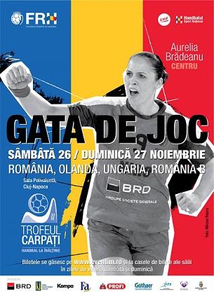 26-27 noiembrie Trofeul Carpati