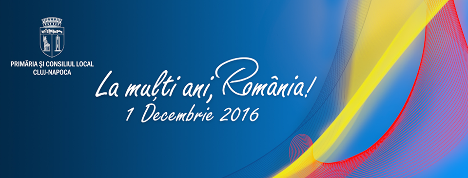 01 decembrie Ziua Națională a României