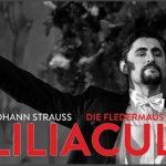 30 decembrie Opereta Liliacul