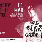 Castigatorii celor 2 invitatii duble la concertul Alexandrei Ușurelu