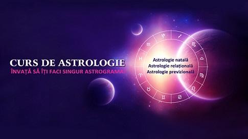 Castigatorul invitatiei simple la evenimentul Curs de astrologie