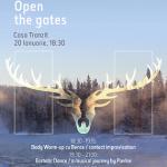 Castigatorii celor 2 invitatii simple la evenimentul Ecstatic Dance – Open the Gates