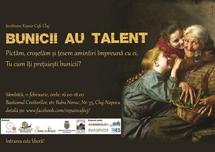 11 februarie Bunicii au Talent