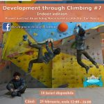 25 februarie Development through Climbing