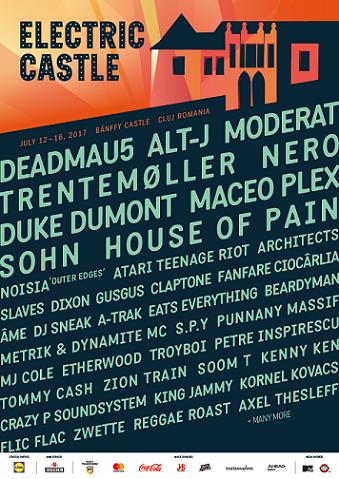 Deadmau5 la Electric Castle 5