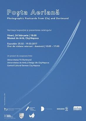 24 februarie-19 martie Expoziția Poșta Aeriană