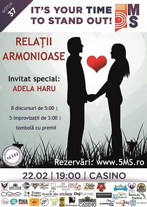 22 februarie 5MS – Relații armonioase