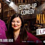 14 martie StandUp Comedy – Mincu si Maria Popovici