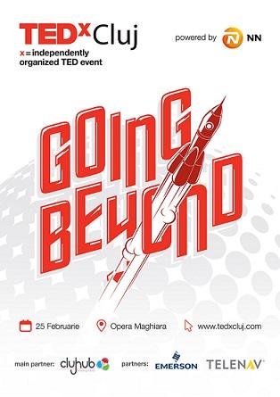 25 februarie TEDxCluj 2017