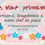 25 februarie Vine, vine Primavara!