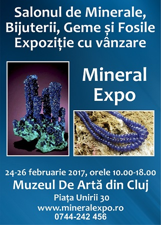24-26 februarie Mineral Expo
