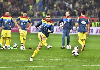 Lotul României pentru meciul cu Danemarca