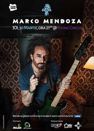 30 martie Marco Mendoza