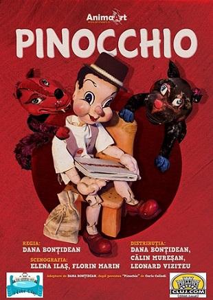 13 ianuarie Pinocchio