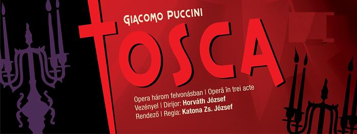 14 martie Tosca