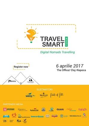 Oferim 2 invitatii simple la Travel Smart Forum Cluj 2017