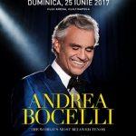 Castigatorul invitatiei duble la concertul Andrea Bocelli