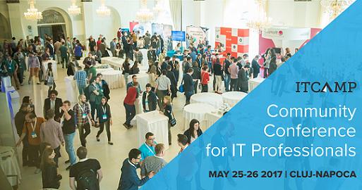 25-26 mai ITCamp 2017